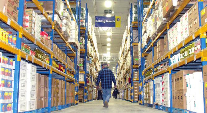buy goods from a bulk goods dealer